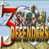 Play 3 Defenders game!