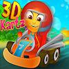 Play 3D Kart Racing game!