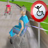 3D Wheelchair Racing game