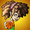 Afro Basketball game