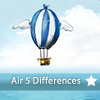 Air 5 Differences game