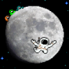 A Man on the Moon game