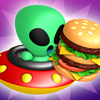 Alien Loves Hamburgers game