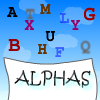 Play Alphas Keep Falling game!