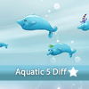 Aquatic 5 Differences game