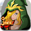 Play Archer Laura game!