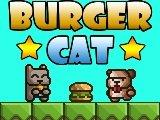 Burger Cat game