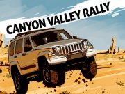 Play Canyon Valley Rally game!