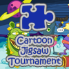 Cartoon Jigsaw Tournament game