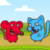 Play CatsVsMice game!