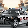 Charger Police Car Jigsaw game