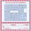 Chemical Formulas game