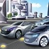 Concept Car Parking game