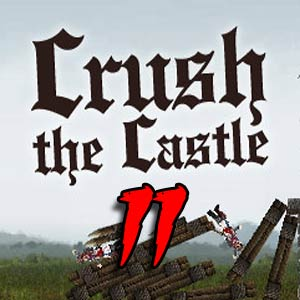Crush the Castle 2 game