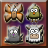 Play Cute Animal Match 2 game!