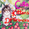 Play Cute Kittens Differences game!