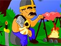 Play Fat Warrior game!