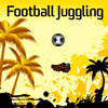 Play Football Juggling game!