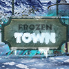 Play Frozen Town game!