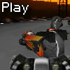 Future 3D Racing game