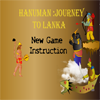 Hanuman : Jouney to Lanka game