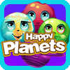 Happy Planets game