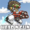 Head N Gun game