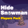 Play Hide Snowman Players Pack game!