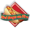 Hot Dogs On Fire