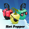 Hot Pepper Puzzle game