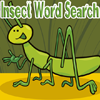Insect Word Search game