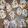 Play Jigsaw: Melting Snowman Cookies game!