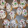Jigsaw: Melting Snowman Cookies