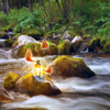 River Fantasy Jigsaw game