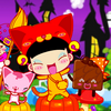 Play Little Lilly and Chocolate game!