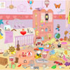 Play Messy Bedroom Hidden Objects game!