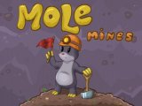 Play Mole Mines game!