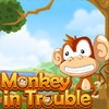 Play Monkey in Trouble game!