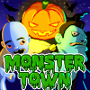 Play Monster Town game!