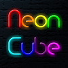 NeonCube game
