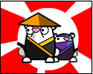 Play Ninja Hamsters vs Robots game!
