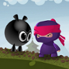 Play Ninja Land game!