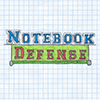 Play Notebook Defense game!