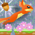 Play Nut Rush 2: Summer Sprint game!