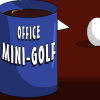 Play Office Mini-golf game!