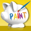Play Paint My Piggy Bank game!
