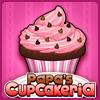 Play Papa's Cupcakeria game!
