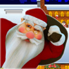 Play Pinch Old Santa game!