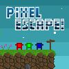 Play Pixel Escape game!