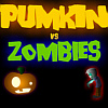 Pumkin Vs Zombies game